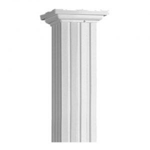 Aluminum-Square-Columns
