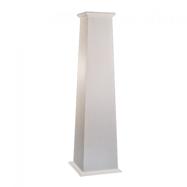 Fiberglass Column Tapered Dalmar