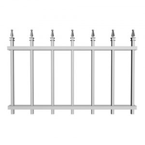 Railings-Spear-Deco
